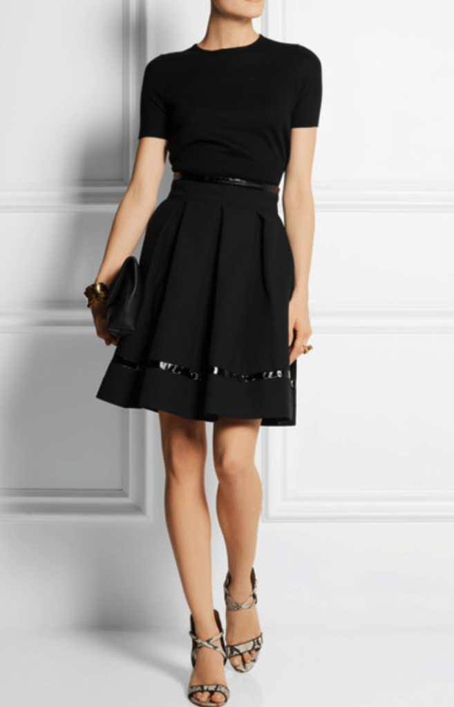 Tamara Mellon skirt