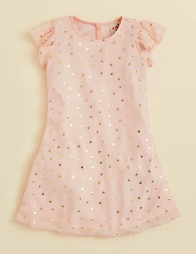 Lily Bleu dress