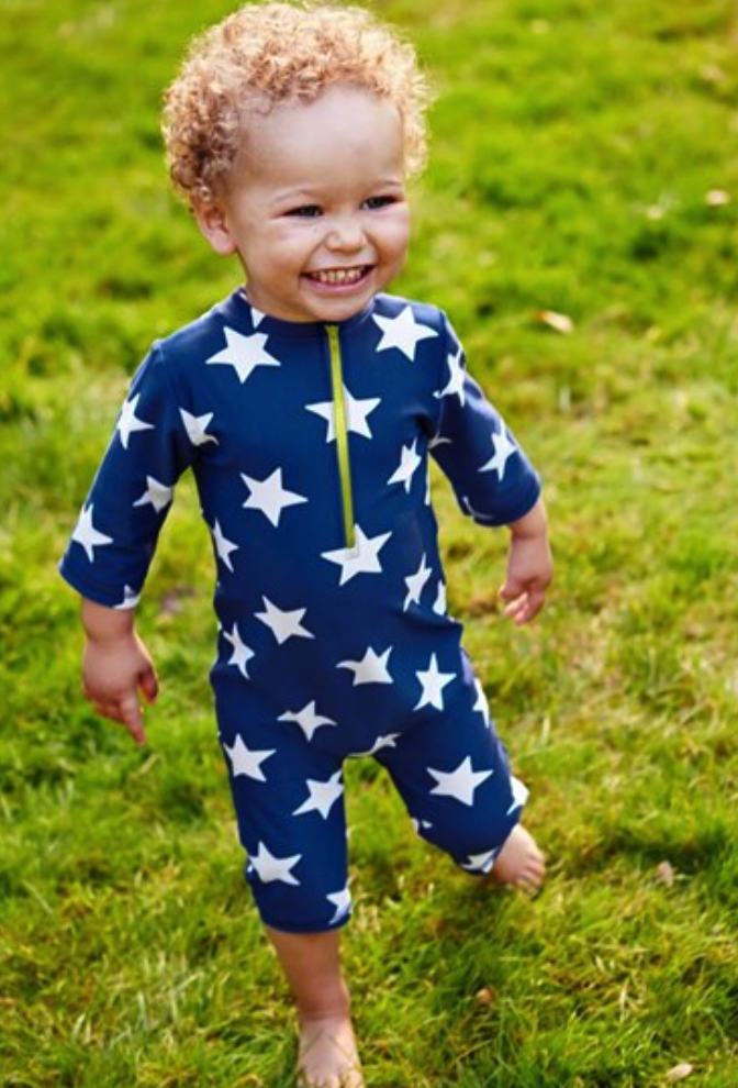 Mini Boden surf suit
