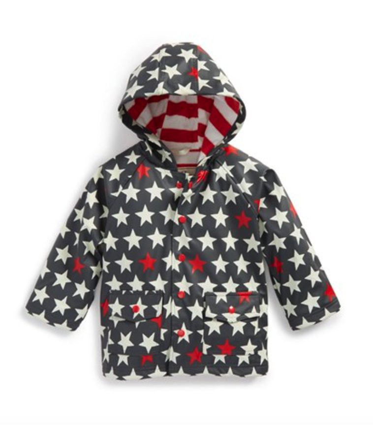 Hatley raincoat