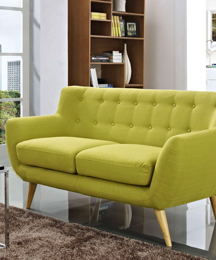 Pearl River Modern NYC loveseat