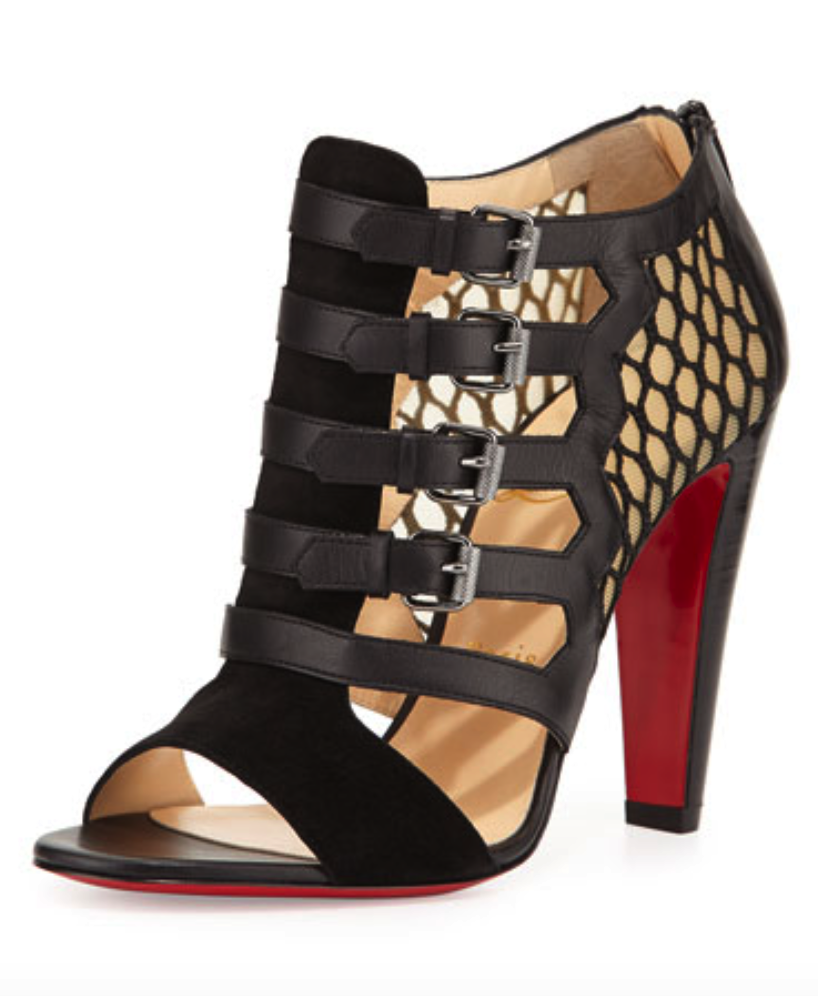 Christian Louboutin booties