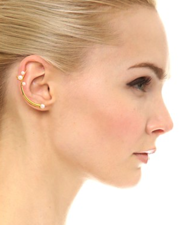 Amber Sceats ear cuff set