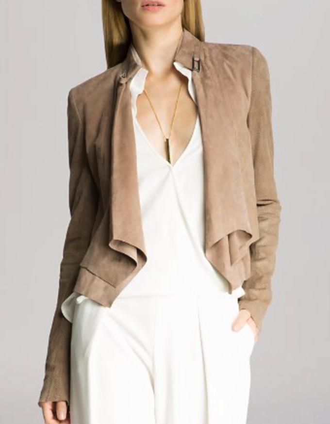 Halston Herritage jacket