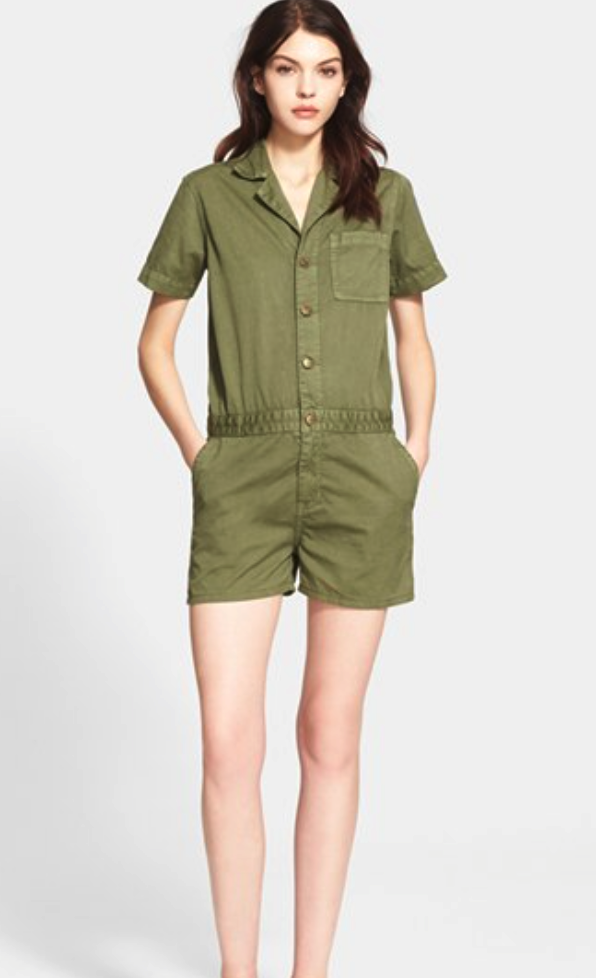 Current Elliott romper