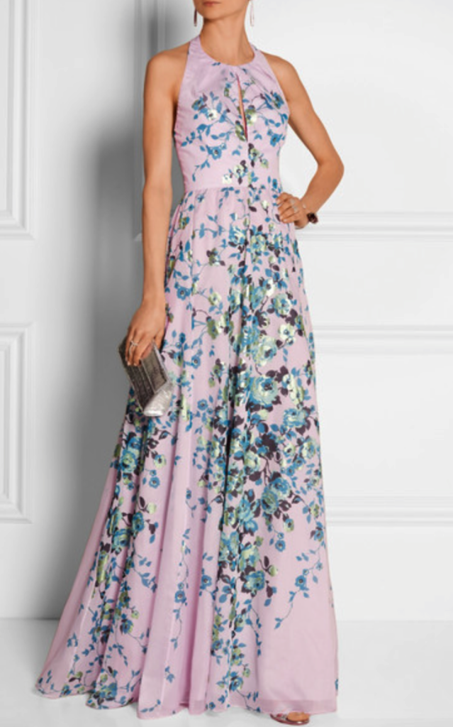Lela Rose gown