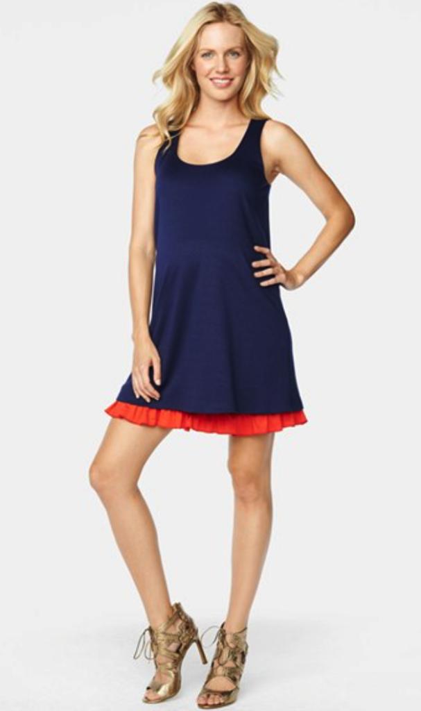 Maternal America dress
