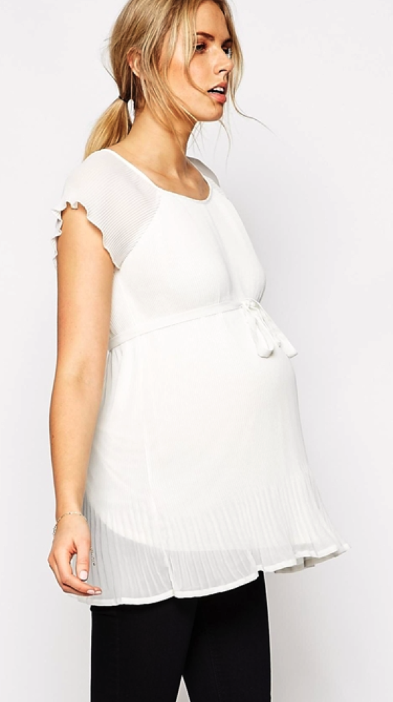 Mamalicious maternity blouse