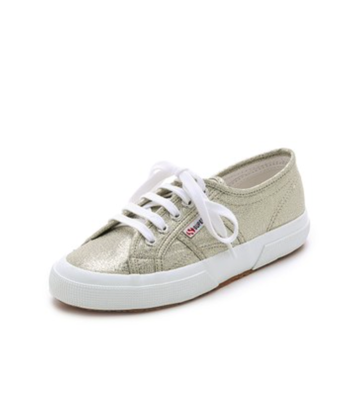 Superga sparkle sneakers