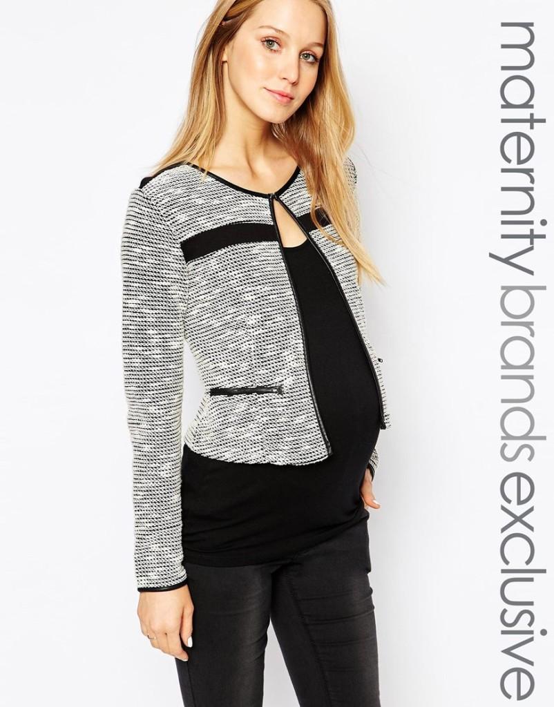 Mamalicious maternity blazer