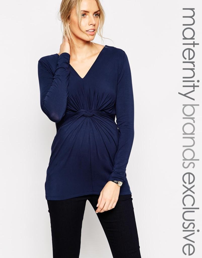Mamalicious maternity top