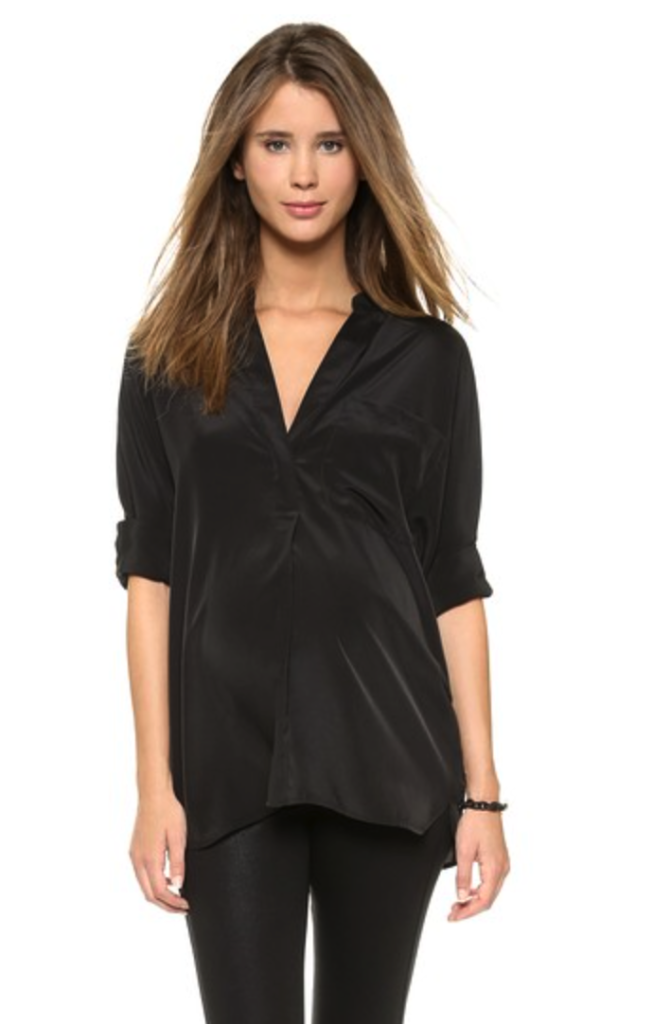 Hatch maternity shirt