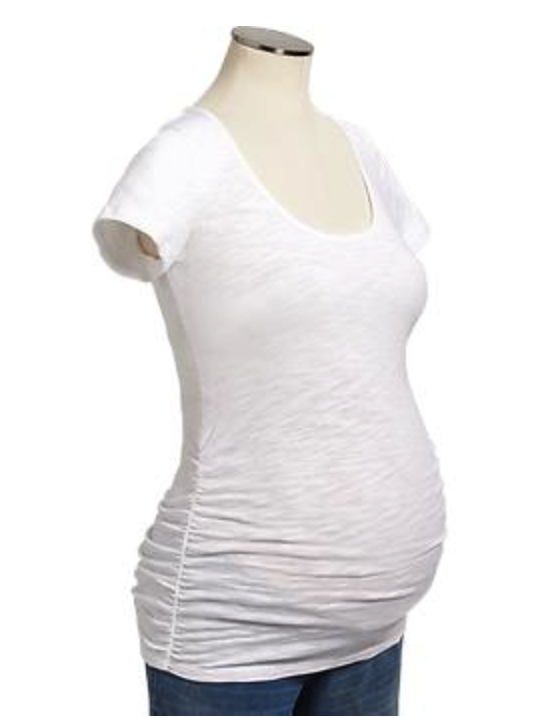 Old Navy maternity tee