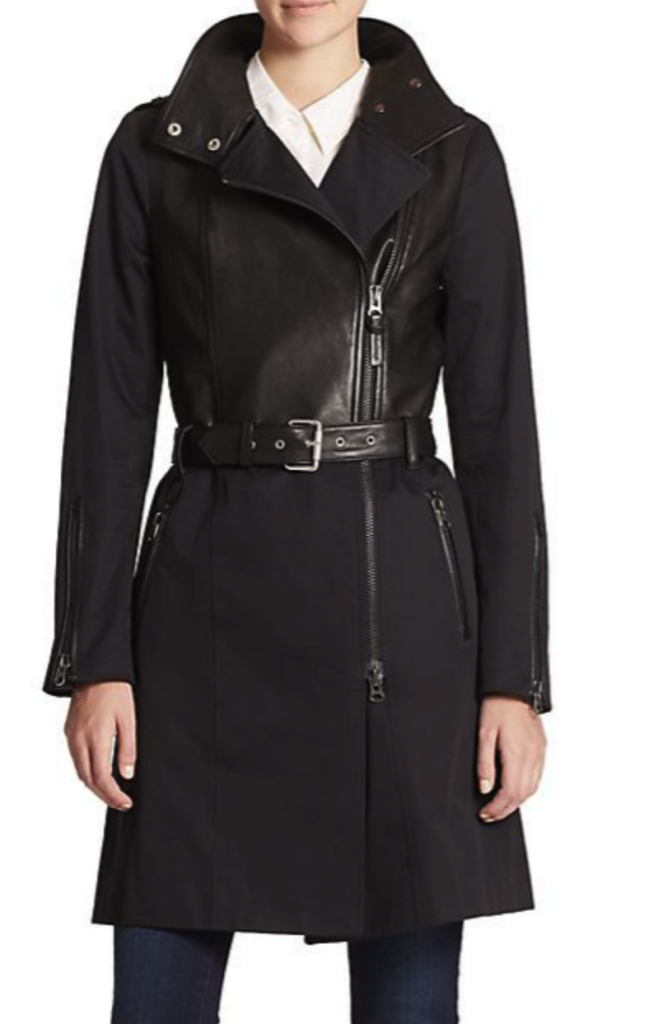 Mackage trench