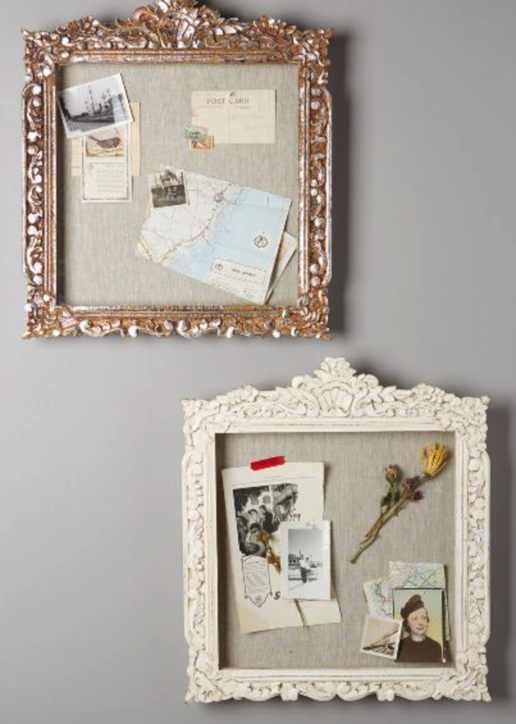 Anthropologie shadowboxes