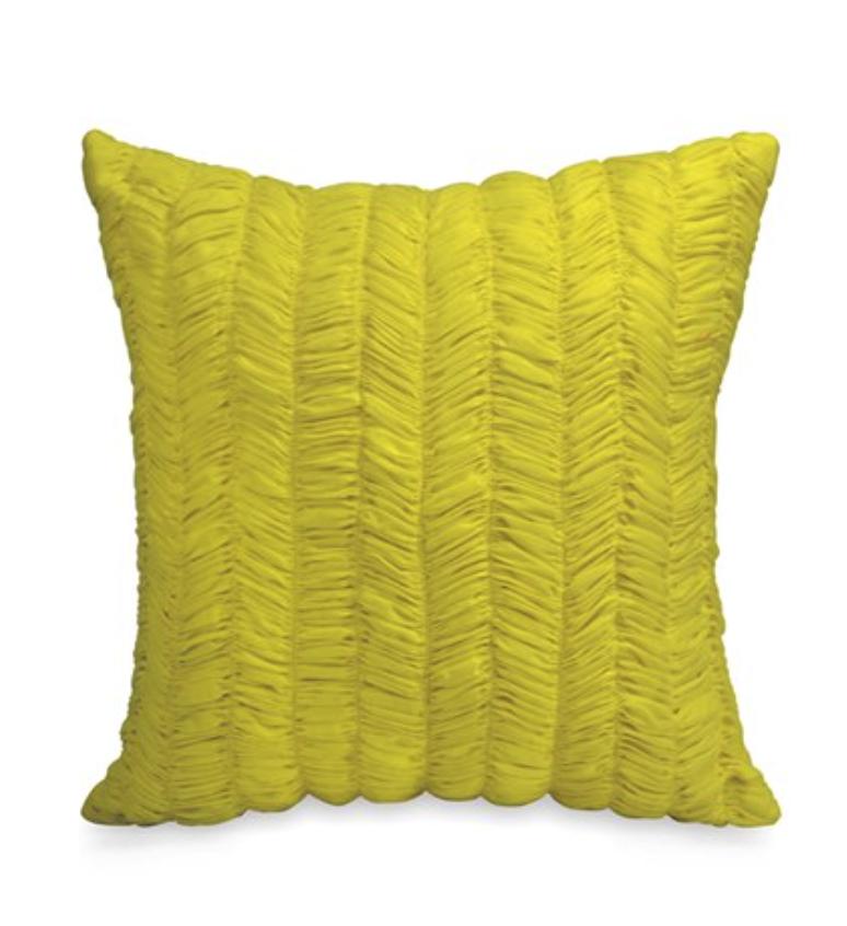 DKNY decorative pillow