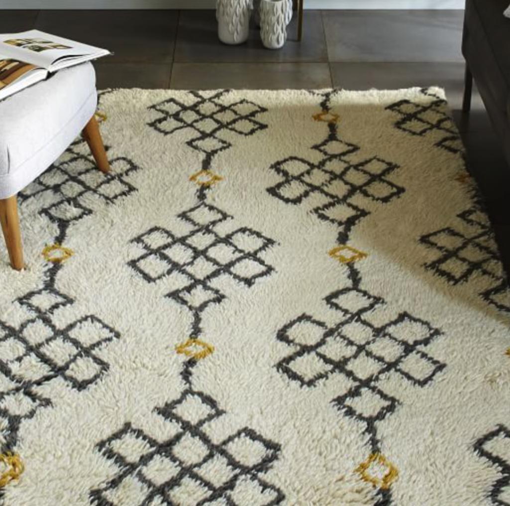 Fes wool rug $199 - $1299