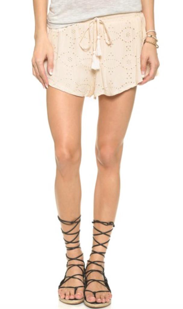 Glamorous shorts - eyelet