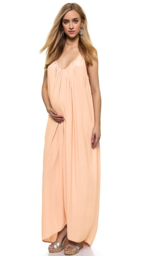 Hatch maternity dress