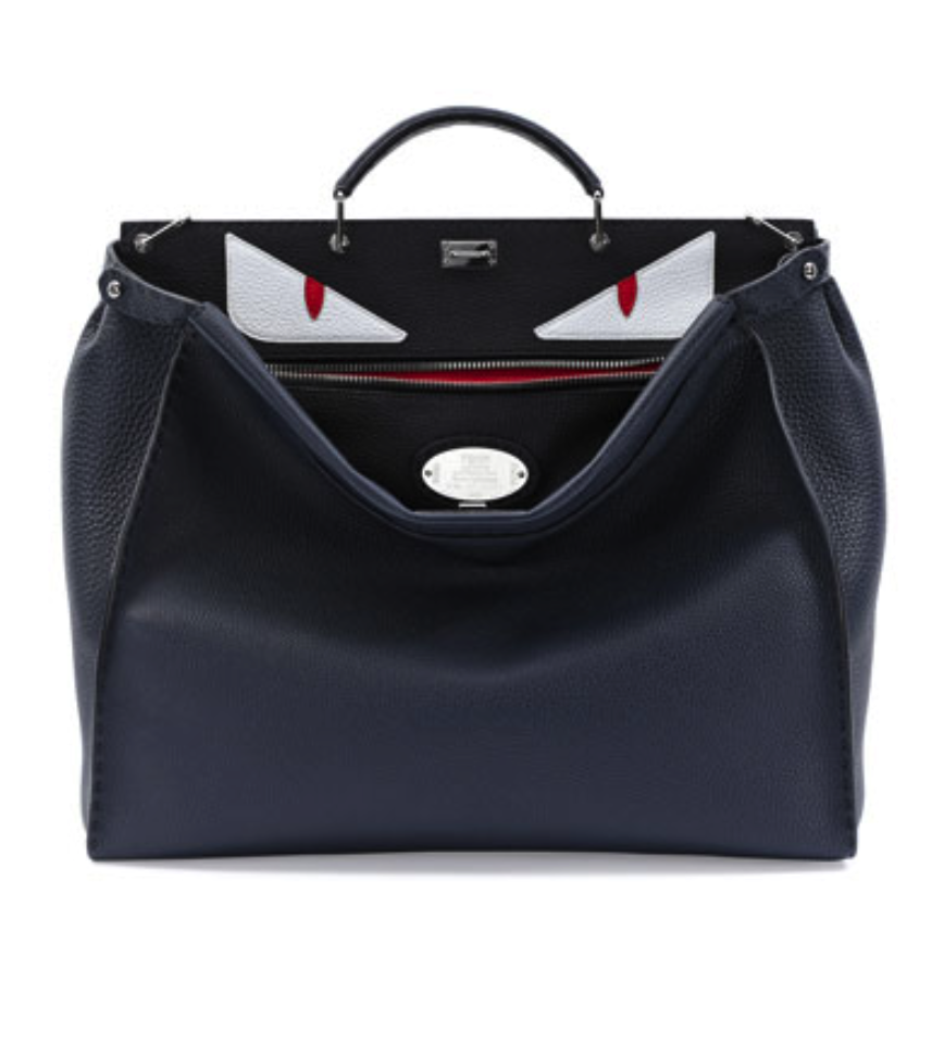 Fendi peek a boo monster bag