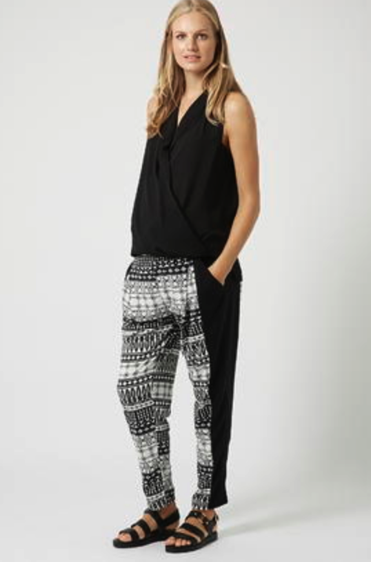 Topshop maternity pants - maternity style