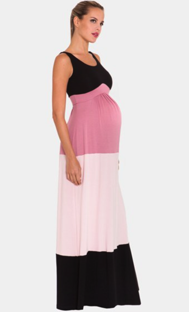 Olian maternity dress