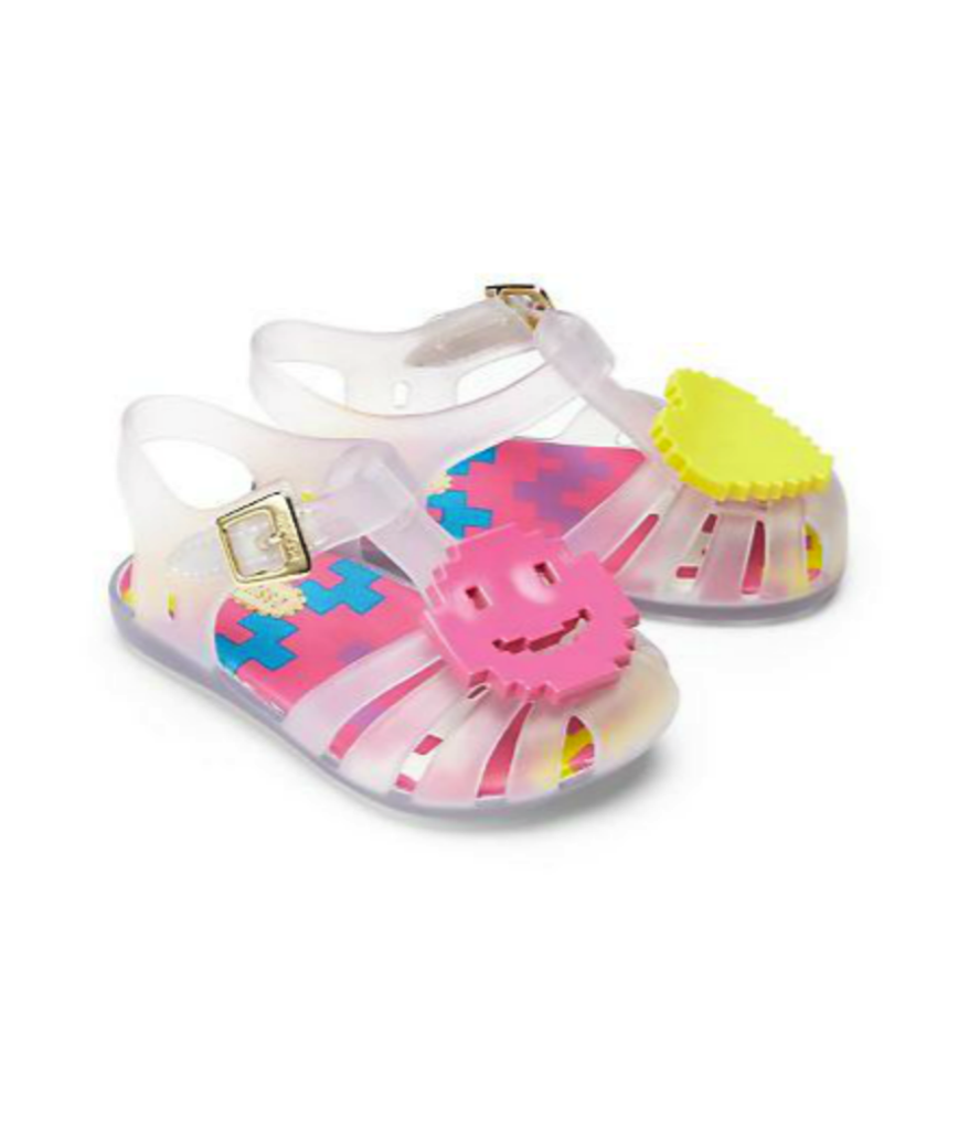Mini Melissa shoes