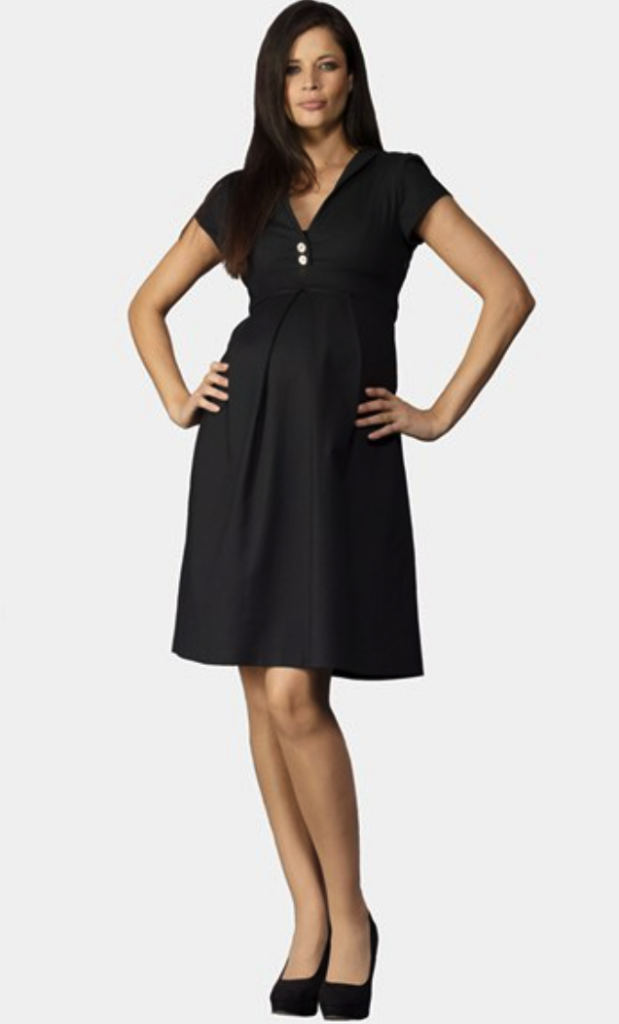 Eva Alexander maternity dress