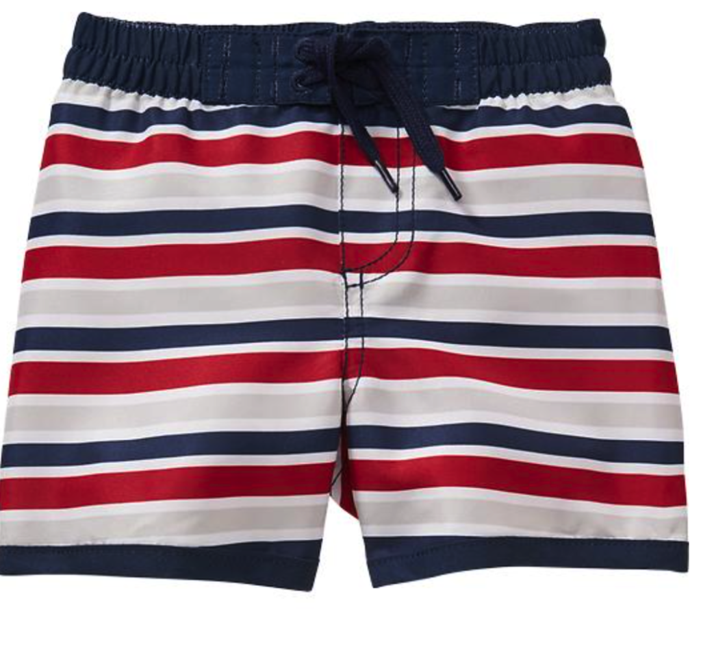 Old Navy swimtrunks