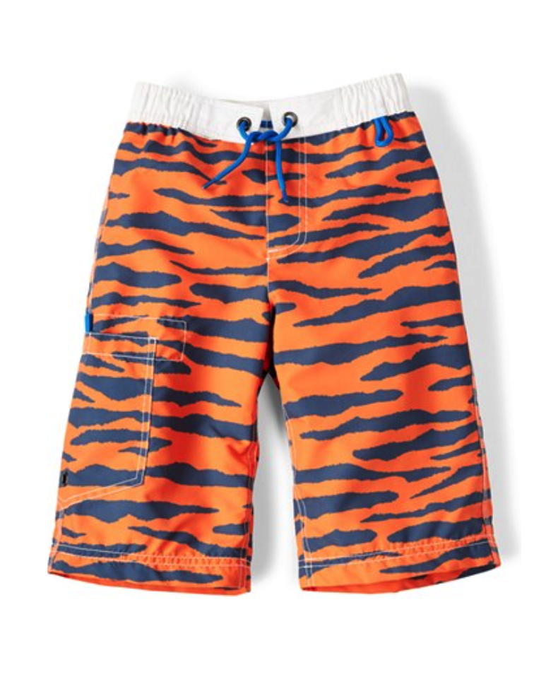 Mini Boden board shorts