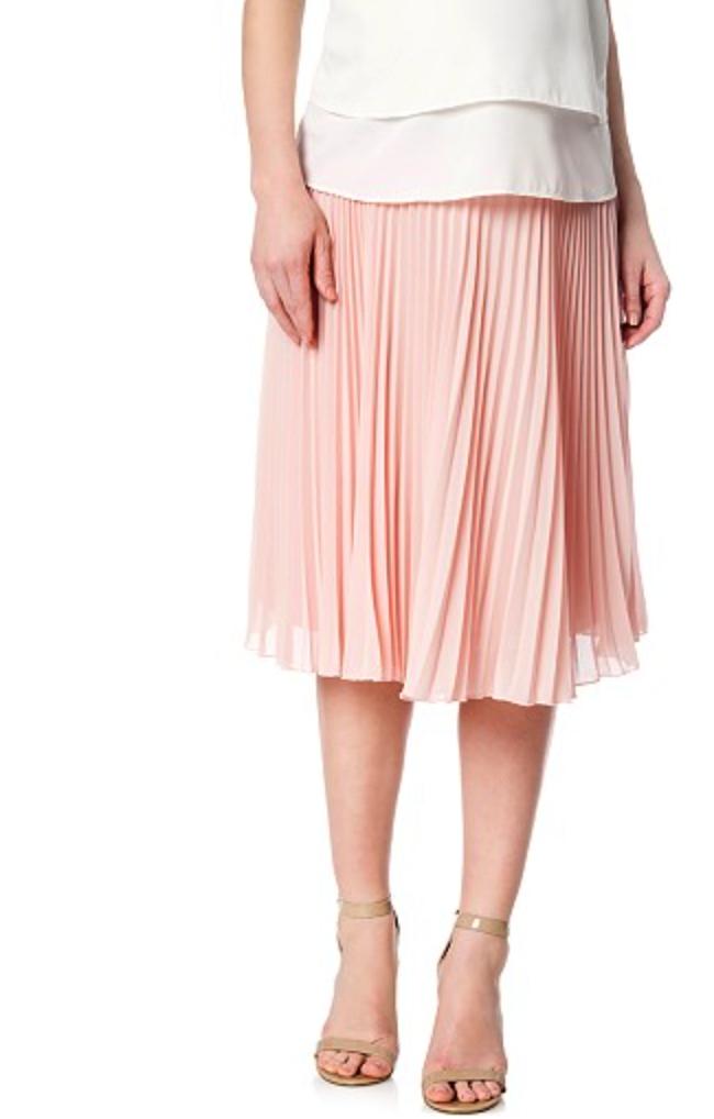 Hazel & Jaloux maternity skirt