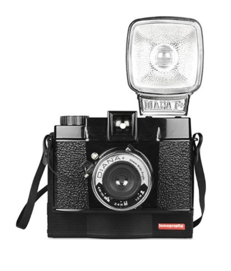 Lomograph instant film camera