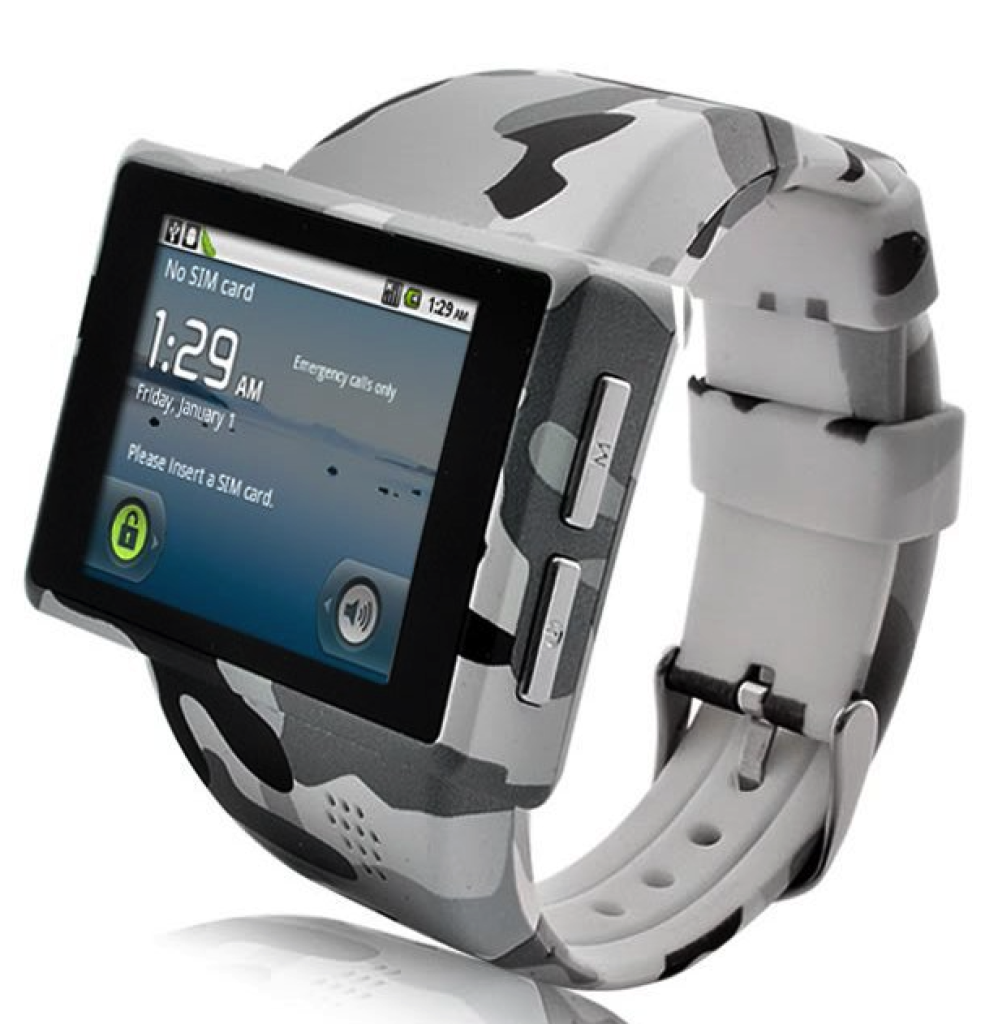 Camo android watch