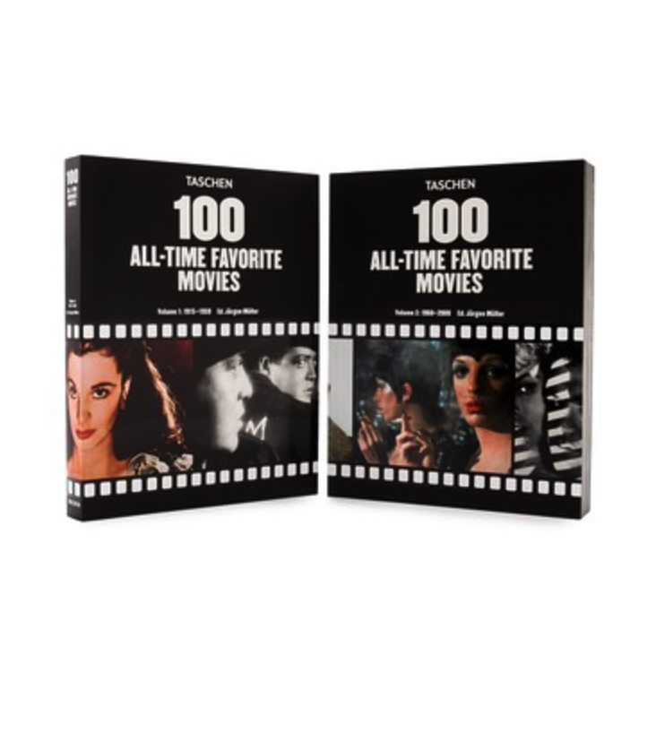 100 All Time Favorite Movies book