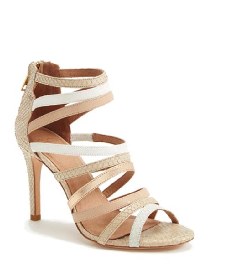 Joie sandals - strappy heels