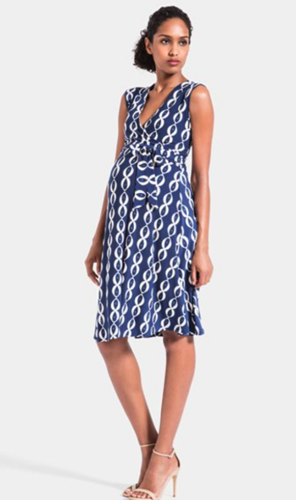 Leota maternity dress - cool maternity style