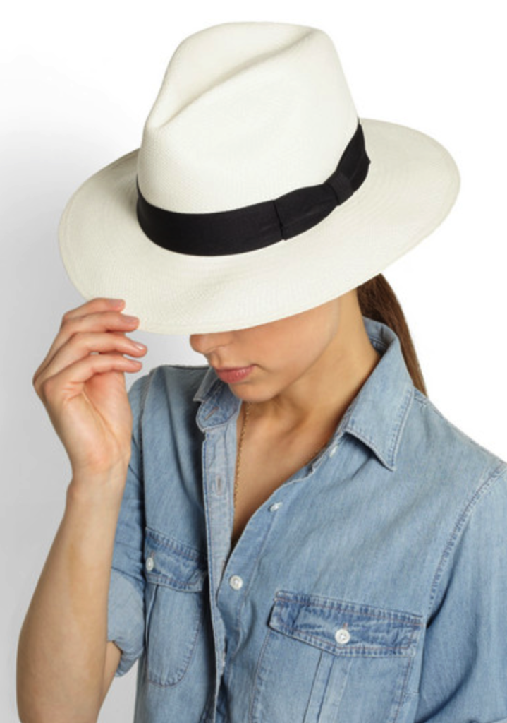 Sensi Studio panama hat