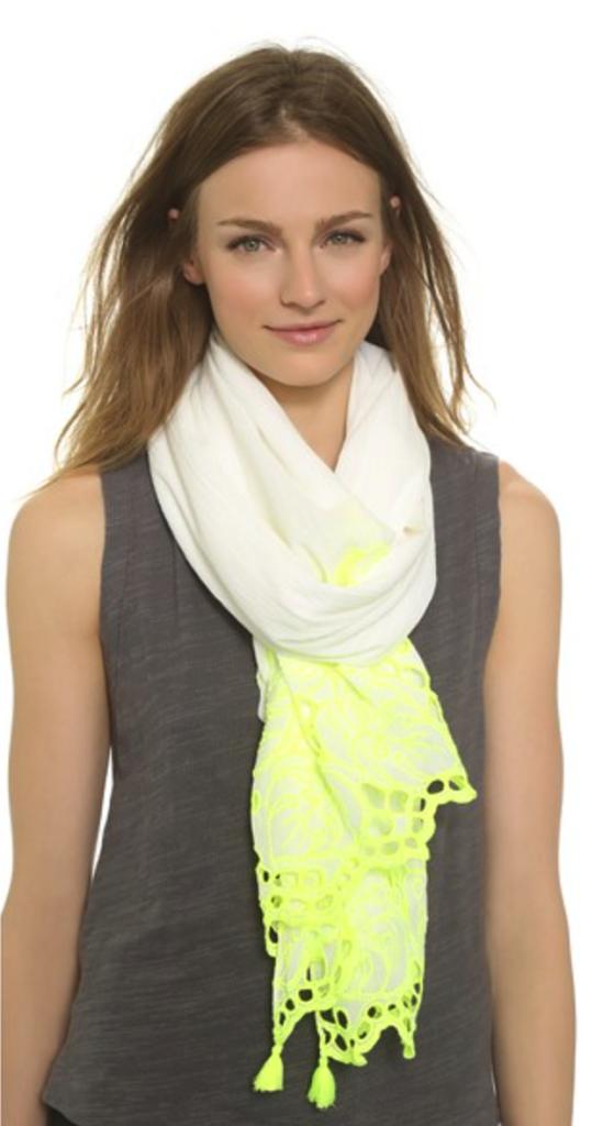 Tory Burch scarf