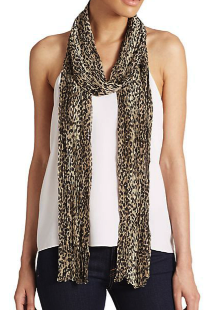 Saint Laurent scarf