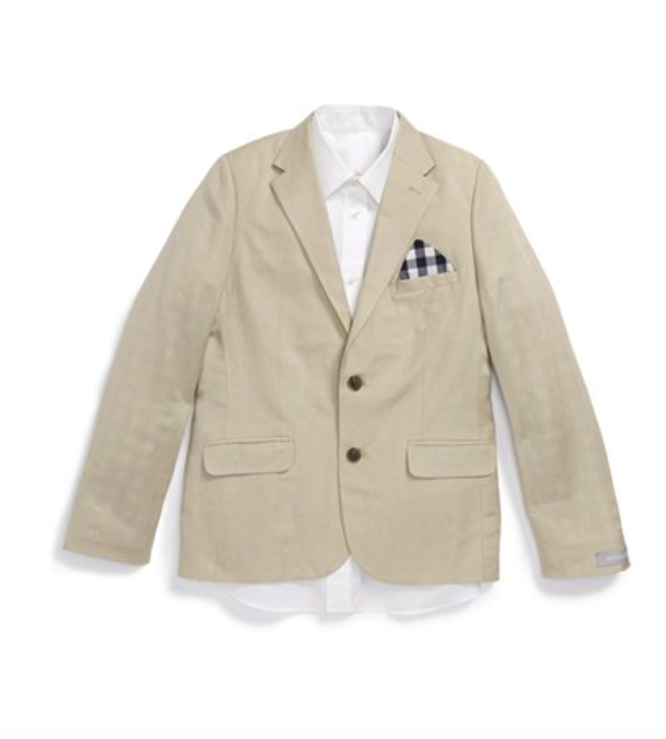 Nordstrom linen jacket