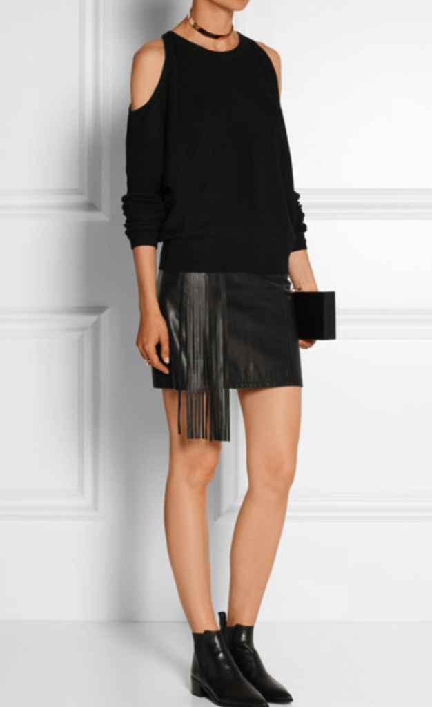 Tamara Mellon skirt