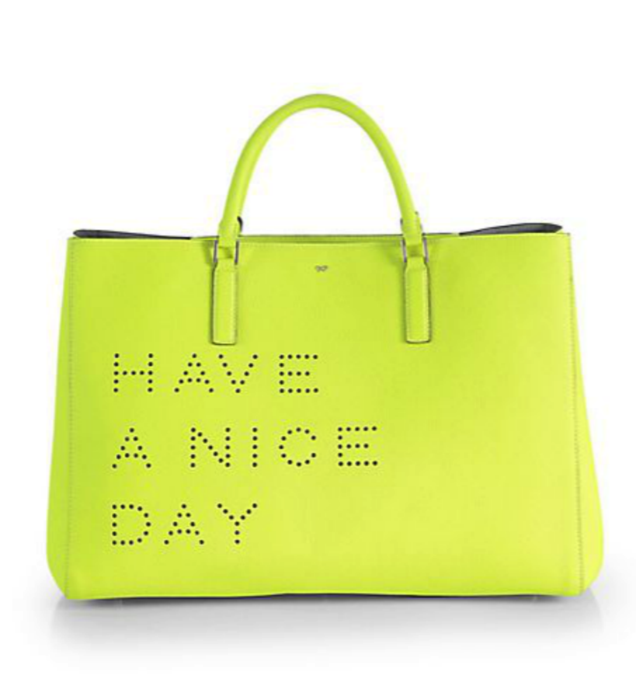 Anya Hindmarsh bag