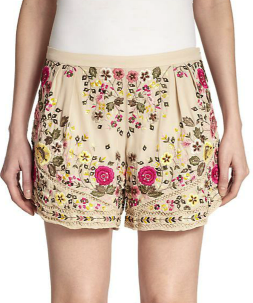 Haute Hippie short