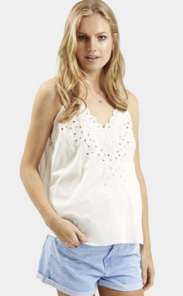 Topshop maternity camisole