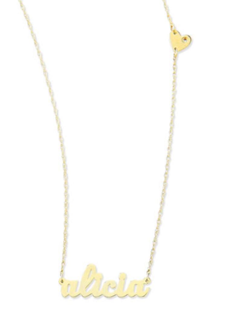 Jennifer Zeuner necklace