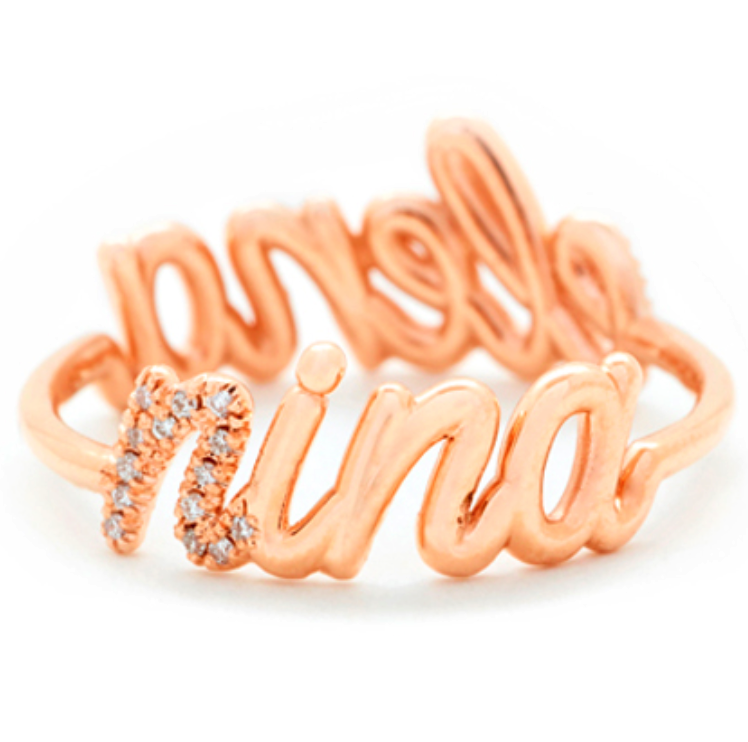 Thea jewelry ring