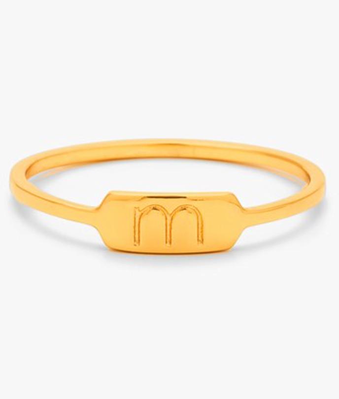 Gorjana ring