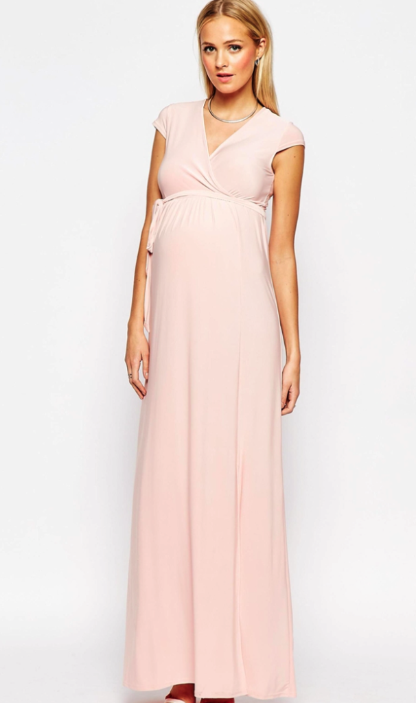 Club L maternity dress