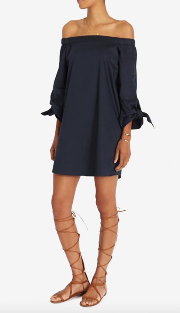 Tibi dress