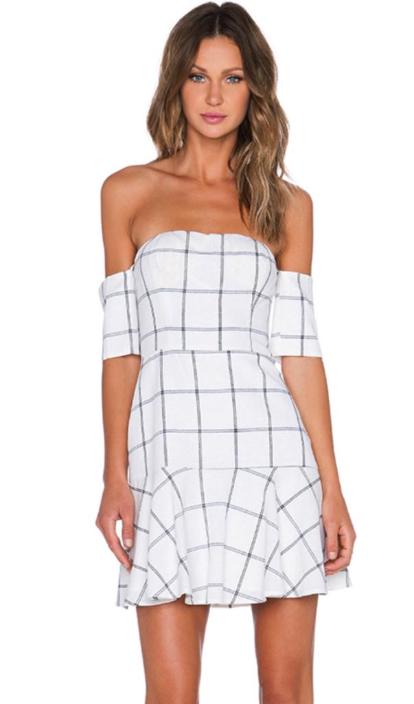 Line & Dot dress